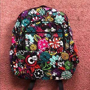 Vera Bradley Disney campus backpack magical